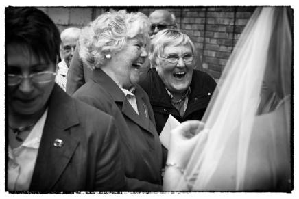 Als die Braut Geschichten vom Junggesellinnen-Abschied erzählte….