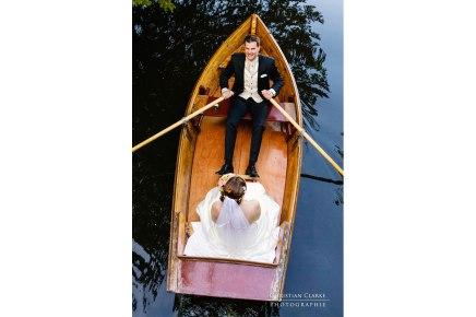 Hochzeitsreportage aus Bremen – Haus amSee