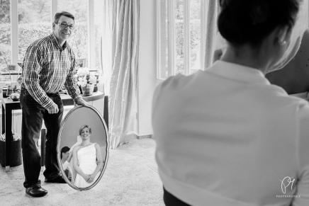 Vater der Braut – Hochzeitsfotograf Bremen