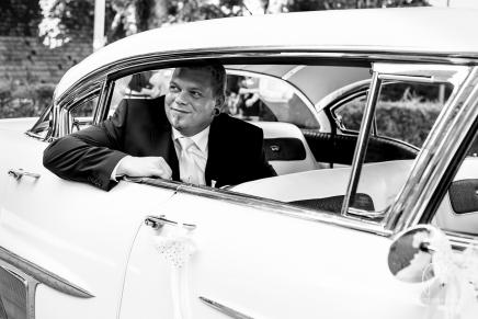 Der Bräutigam ist angekommen – Hochzeit inHaan