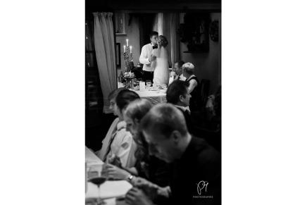 Nach jedem Gericht ein Kuss – Hochzeit inBadbergen