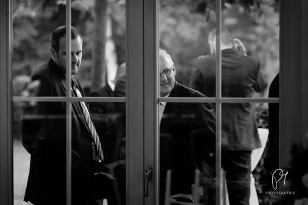 Gäste im Hotel Driland – Hochzeit inEpe-Gronau