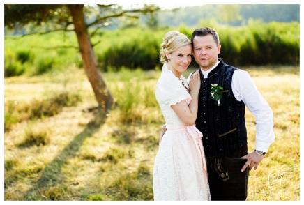 Hochzeitsshooting in der WahnerHeide