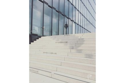 Fernsehturm und das Hyatt Regency – FotografDüsseldorf