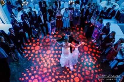 Der Eröffnungstanz – Hochzeit inDüsseldorf