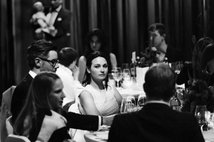 """Ein """"Filmstill einer Hochzeitsfeierproduktion"""" auf der ZecheZollverein"""