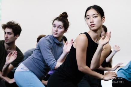 Die sieben Todsünden – Tanzworkshop and der Folkwang Uni inEssen