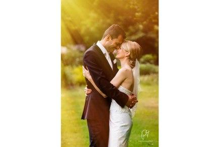 Hochzeitsshooting im Botanischen GartenGütersloh