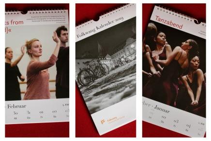 Folkwang Kalender 2019