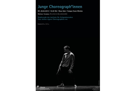 Junge Choreograph*innen 2019