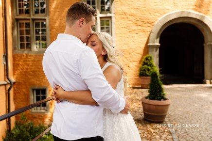 Trauung von Lisa und Jens im SchlossRheydt